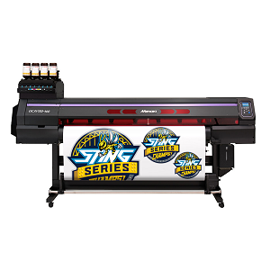 Mimaki UCJV150-160 Entry Level UV-LED Printer/Cutter