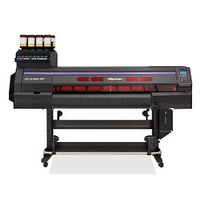 Mimaki UCJV300-107 Entry Level UV-LED Printer/Cutter