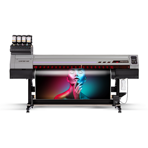 UJV100-160 UV-LED Entry-Level Roll Printer