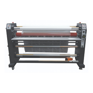 65 Inch Pheumatic Wide Format (Cold/Heat Assist) Roll Laminator