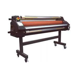 55 Inch Wide Format (Cold/Heat Assist) Roll Laminator