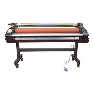 65 Inch Wide Format (Cold/Heat Assist) Roll Laminator