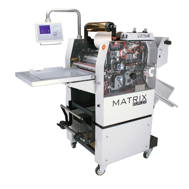 Matrix 370DP Laminator & Foiler