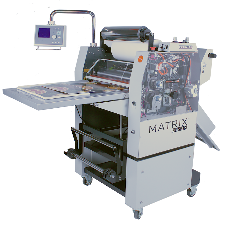 Matrix 530DP Laminator & Foiler