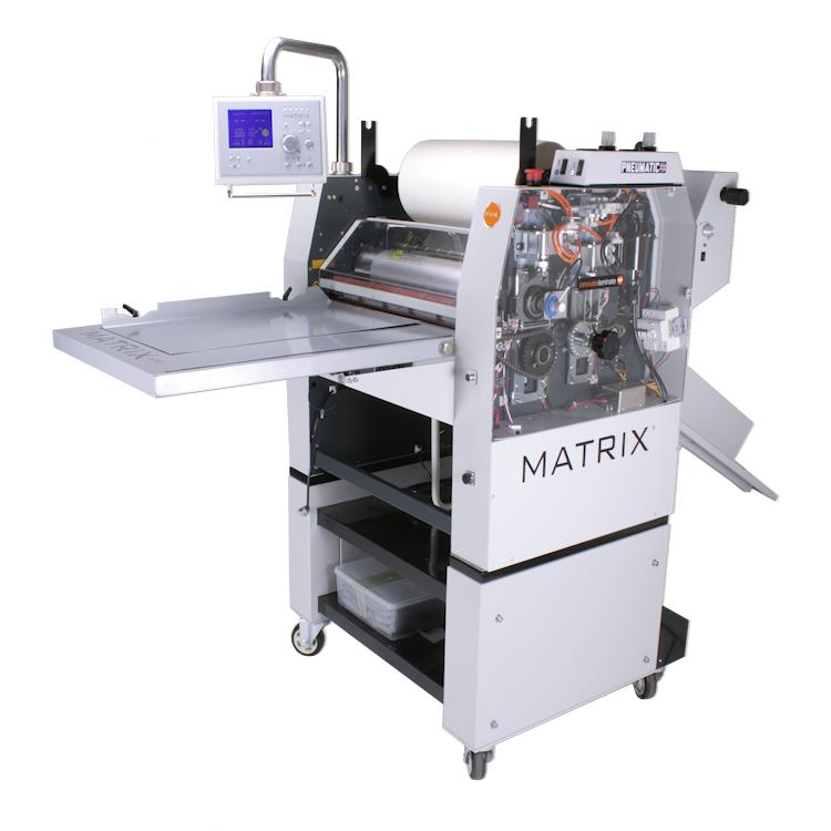 Matrix 530 Series Laminator & Folier