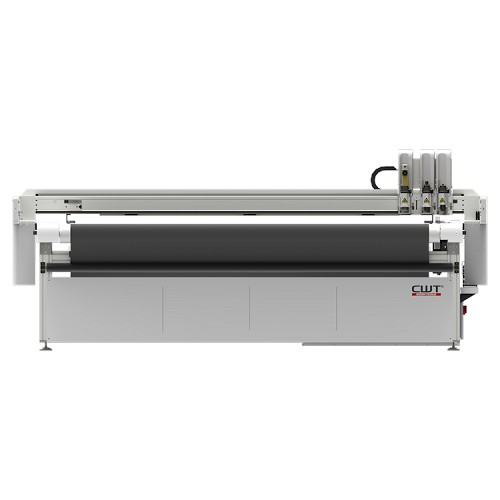"Apex Plus 3516 Digital Flatbed Cutter 66"" x 137"" Cutting Area"
