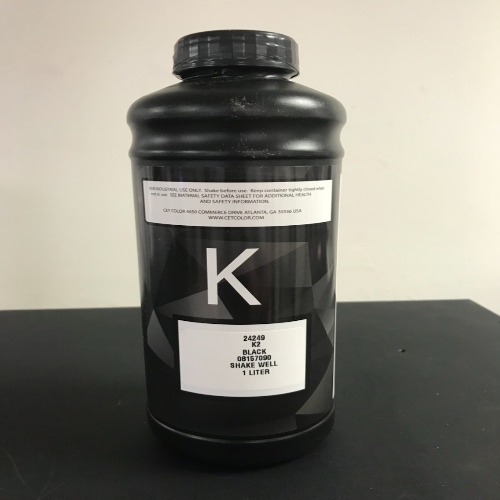 CET Color Kyocera 2 Black Ink Bottle (1 Liter)