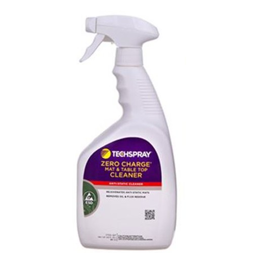 Techspray ZERO Charge Mat & Table Top Cleaner (1 Quart)