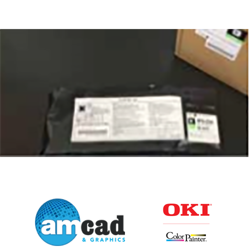 OKI Data ColorPainter Black Ink Cartridge (SX Ink) 1500ml
