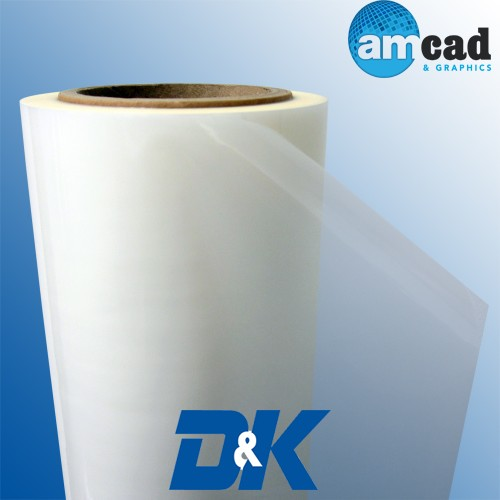 (OPP) Dry Erase Thermal Laminate 5 Mil 61 Inches x 250 Feet