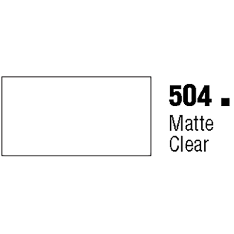 General Formulations 504-48 Unpunched Gloss Vinyl Matte Clear 48 Inches x 150 Feet