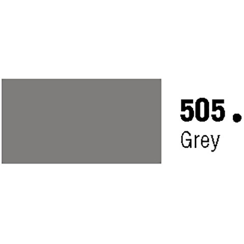 General Formulations 505-48 Unpunched Gloss Vinyl Grey 48 Inches x 150 Feet