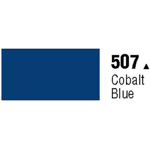 Unpunched Gloss Vinyl Cobalt Blue 30 Inches x 150 Feet