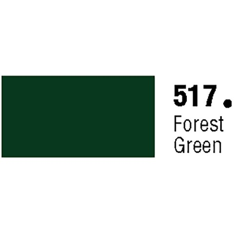 General Formulations 517-48 Unpunched Gloss Vinyl Forest Green 48 Inches x 150 Feet