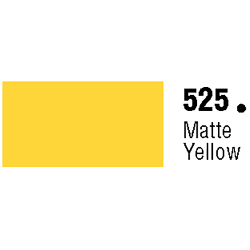 Unpunched Gloss Vinyl Matte Yellow 30 Inches x 150 Feet