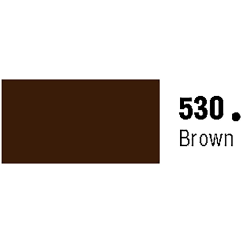 General Formulations 530-30U Unpunched Gloss Vinyl Brown 30 Inches x 150 Feet