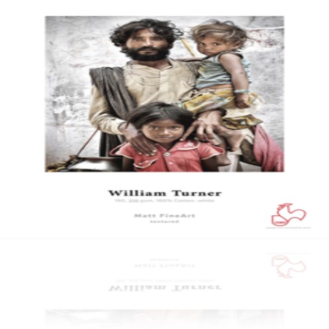 Hahnemuhle William Turner 310gsm 3 Inch Core 44 Inches x 39 Feet