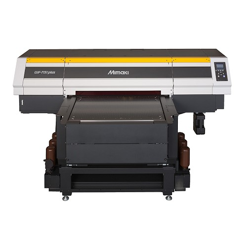 Mimaki UJF-7151 Plus Multipurpose UV-LED Flatbed Printer